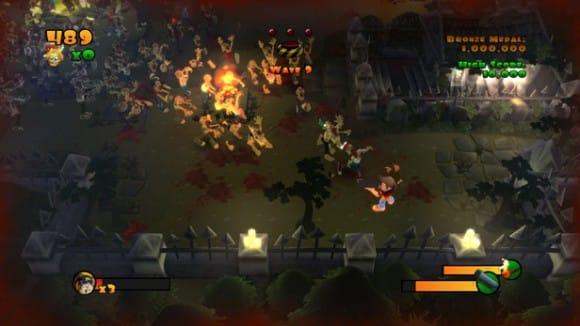 Nvidia Project SHIELD game demo