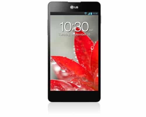 LG Optimus G E975,image credit:lg.com