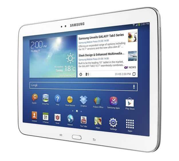 8-inch Samsung Galaxy Tab 3