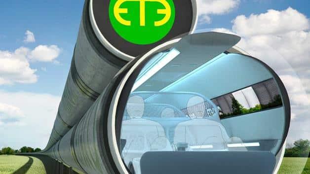 High-speed Tube Travel