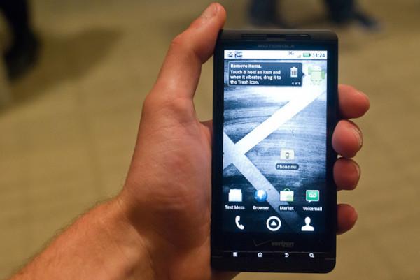 Motorola infringement