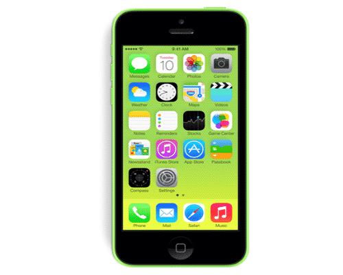 iPhone 5C TTJ-1