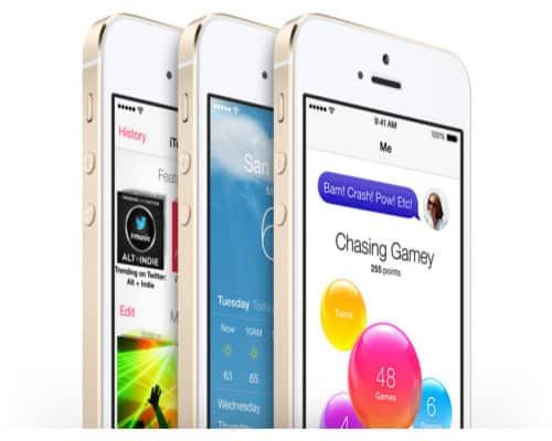 iPhone 5S TTJ-5