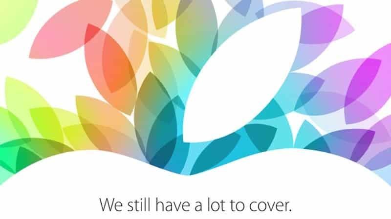 iPad 5 Event