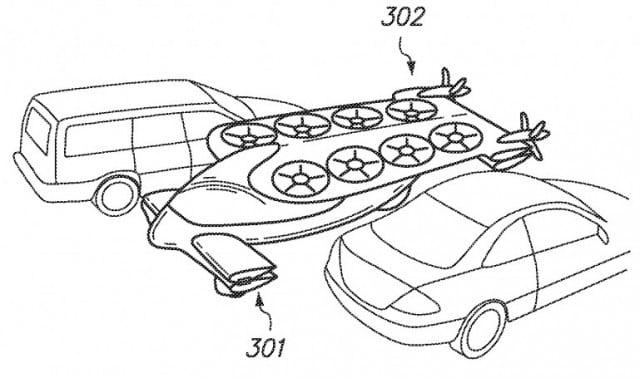 Conceptual Flying Car
