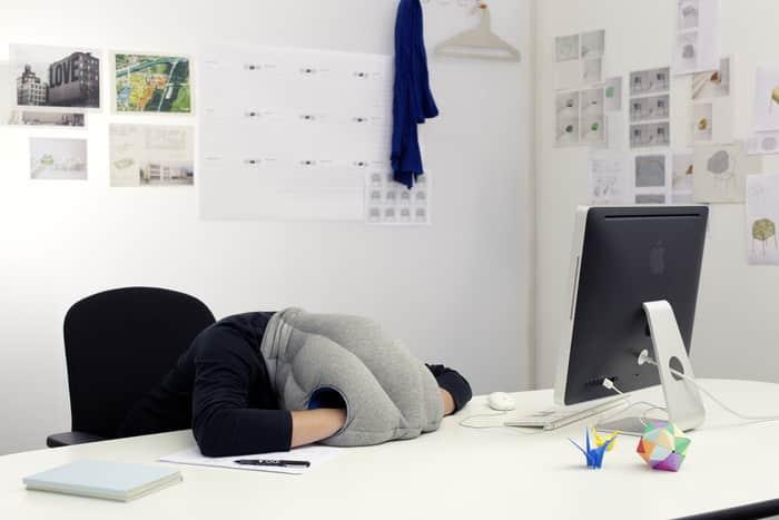 Ostrich Pillow Mini » Gadget Flow