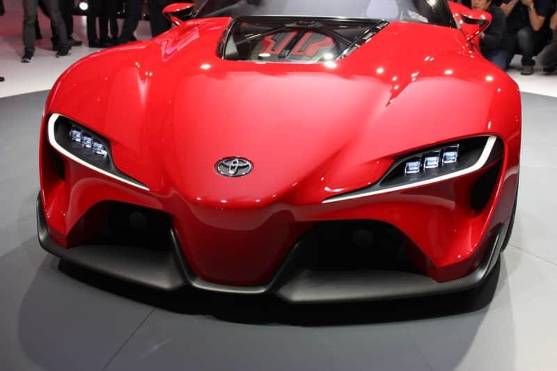 Toyota FT-1 (Concept) - 2
