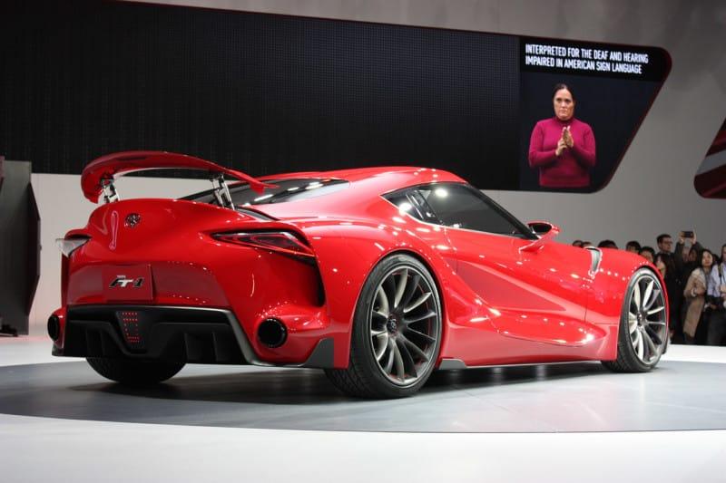 Toyota FT-1 (Concept) - 4
