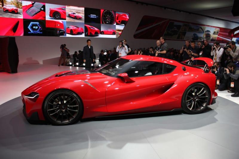 Toyota FT-1 (Concept) - 6
