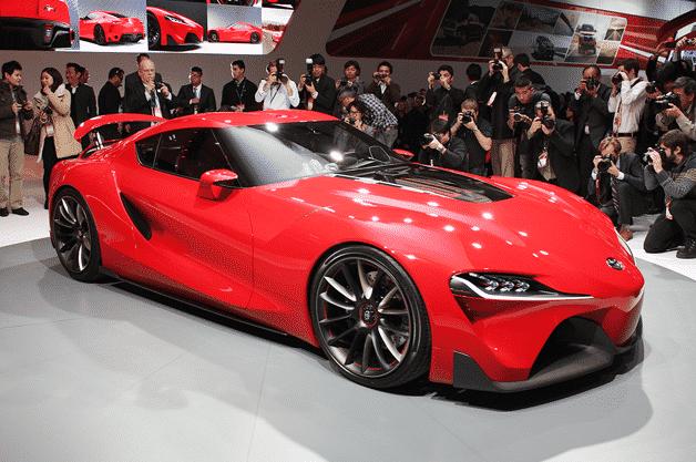 Toyota FT-1 (Concept)