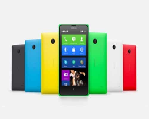 Nokia XL TTJ-3