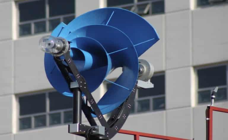 Liam F1 Urban Wind Turbine Is More Efficient Than Other ... Liam F1 Urban Wind Turbine