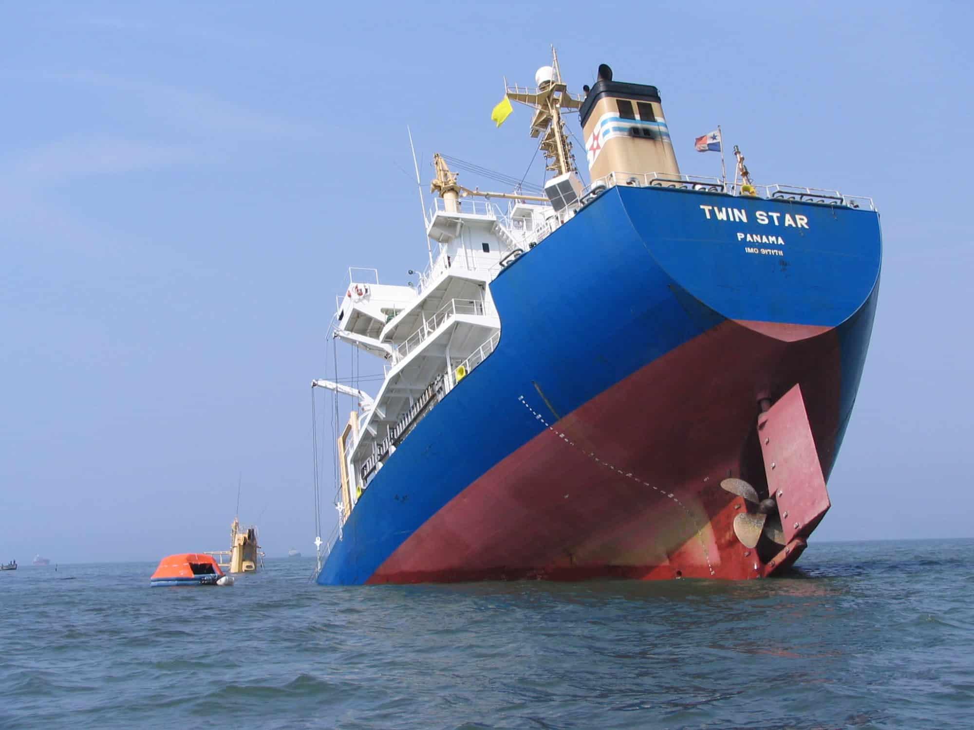 Ship Sinking The Tech Journal