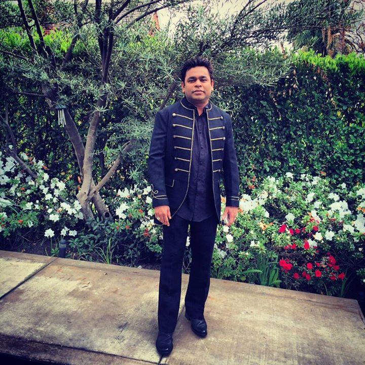 Music Director A.R. Rahman