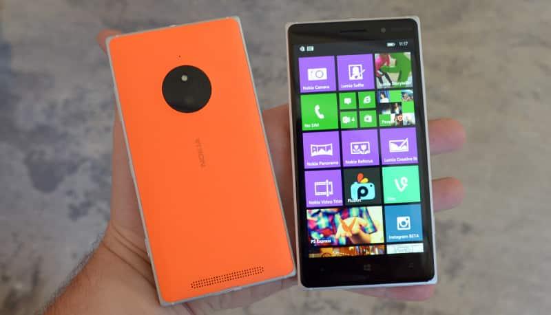 Lumia 830 By Microsoft