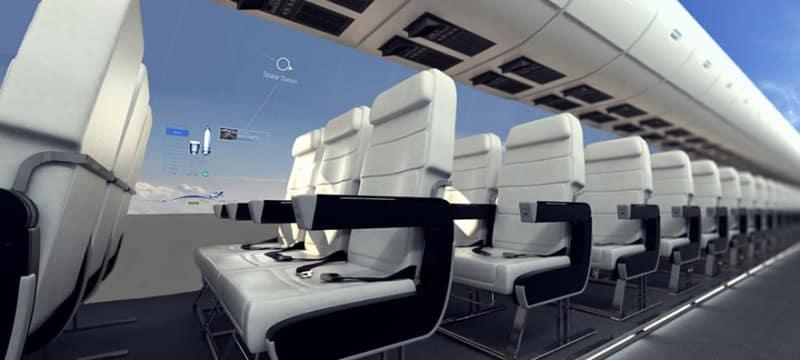 Plane Without Having Windows