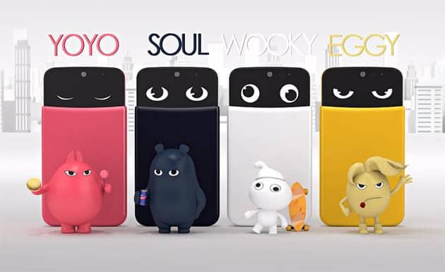 LG AKA Smartphones