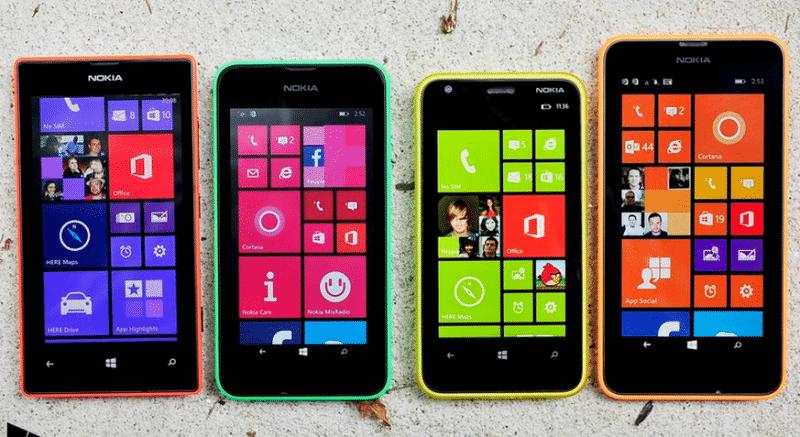 Lumia Windows Phone 8