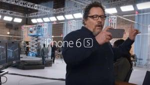 Apple Releases New iPhone 6S Ad Featuring Jon Favreau [Video]
