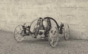 Disney Builds Robot 'VertiGo' That Can Climb Walls