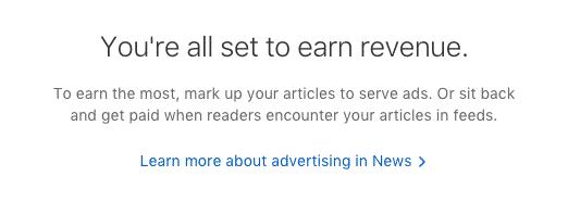 Apple News Ads