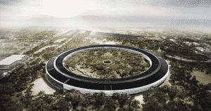 Apple Campus 2 New Aerial Drone Video Shows Major Progress