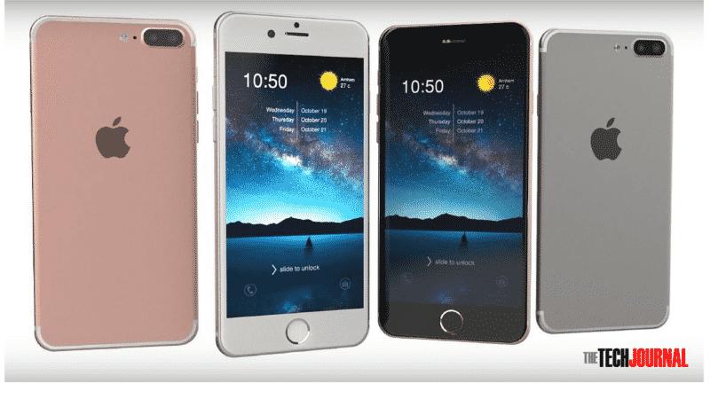 Apple iPhone 7 Plus Concept