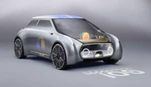 BMW Reveals Transparent Mini Cooper Concept Car [Video]