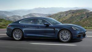 Porsche Unveiles 2017 Panamera Turbo With Fresh Look [Video]