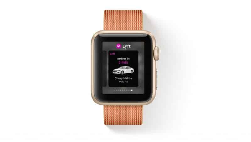 Apple watchOS 3 Beta 2