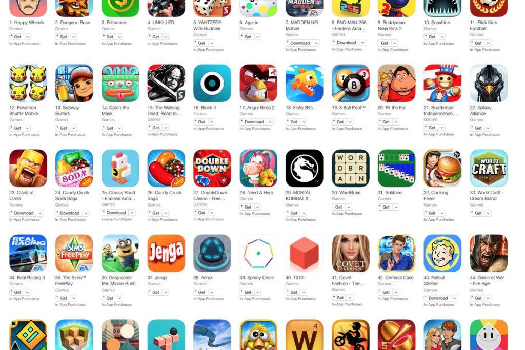 Best App Games