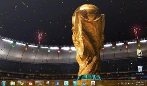 Windows 7 Theme: FIFA World Cup 2010