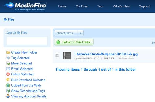 Five Best Online File Sharing Services
