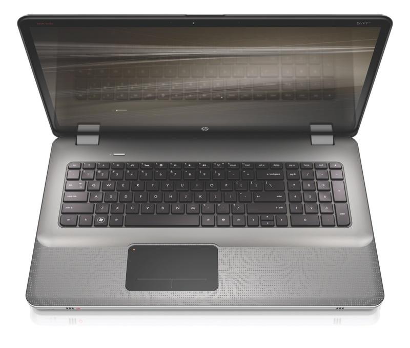 HP Envy 17-inch