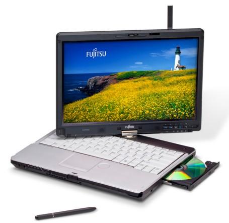 Fujitsu's LifeBook T901 Tablet PC