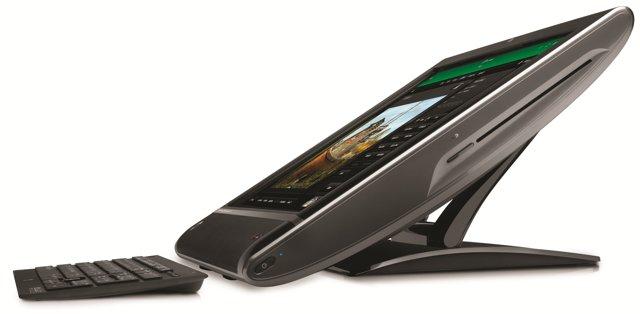 HP TouchSmart 610