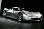 Transformer's Corvette Stingray Concept Revealed in Chicago