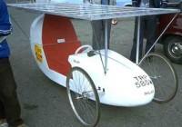 World's First Solar Powered Car Desgin