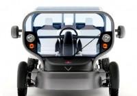 Self Sufficient Autonomous Energy Car