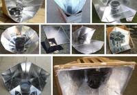 Creative DIY Solar Cooker Designs