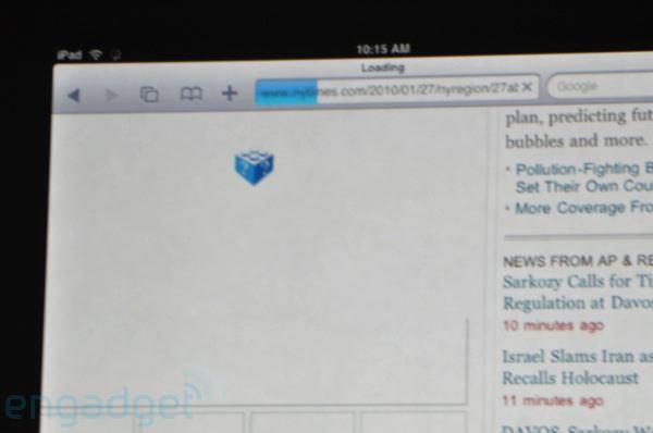 iPad Flash Plugin Error