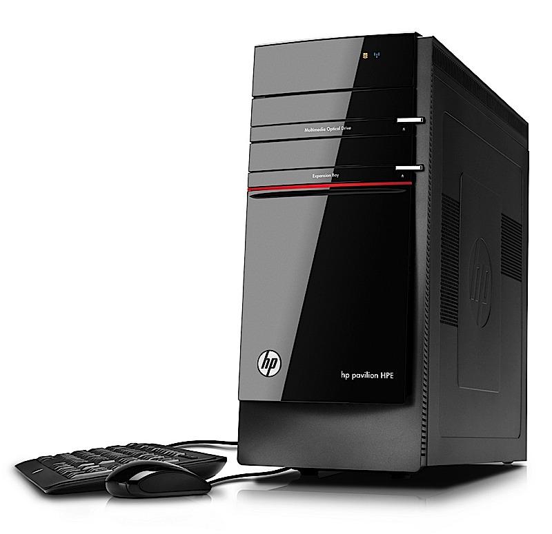 New HP Pavilion Consumer Desktop PCs
