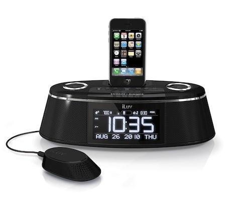 iLuv Premium iMM178 Vibe Plus Alarm Clock