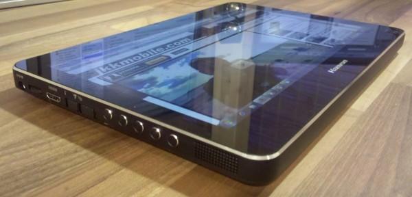 Hanvon BC10C Touchpad