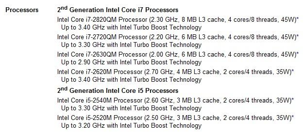 HP W Series EliteBook Laptops - The Tech Journal