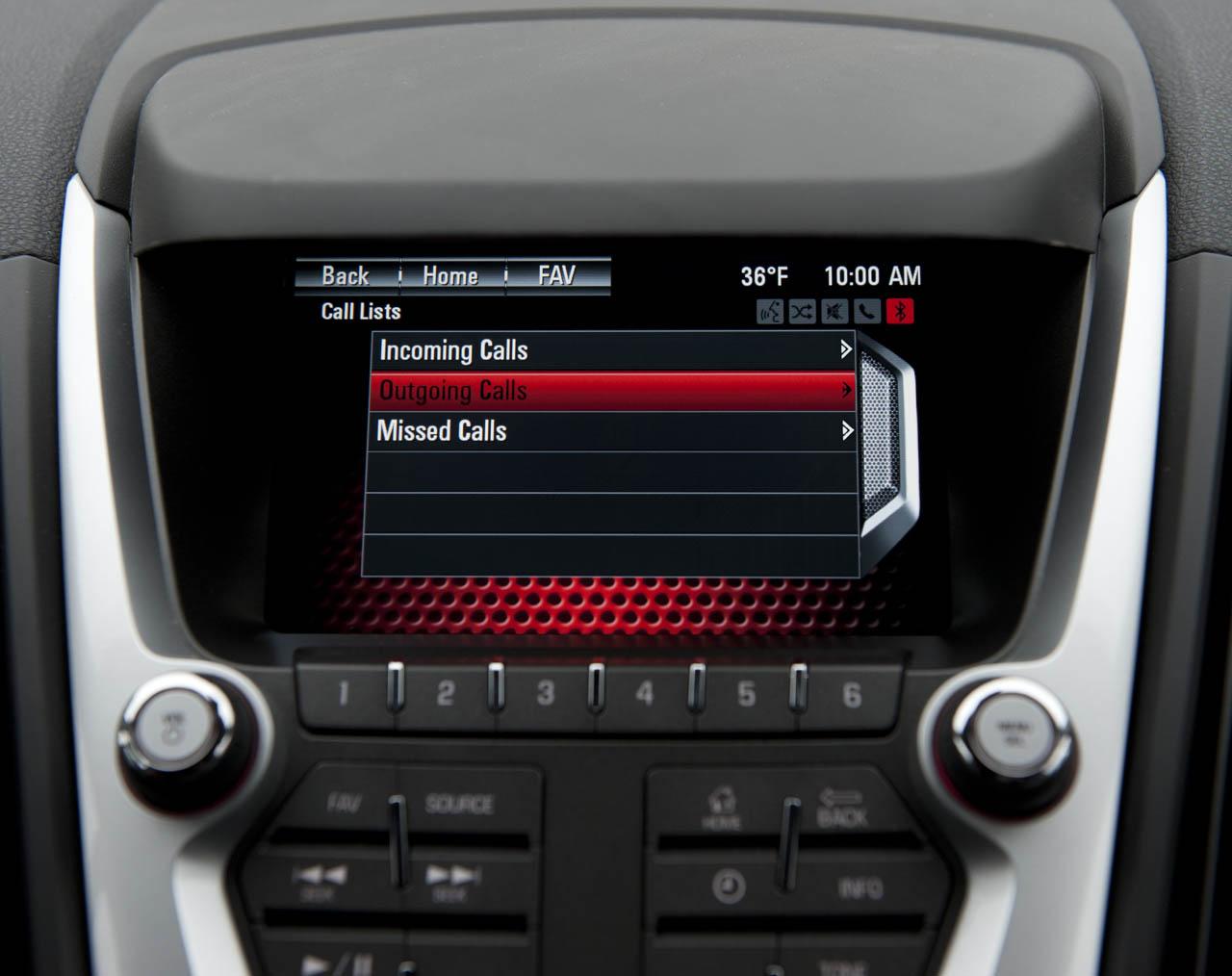 2012 gmc terrain radio software update