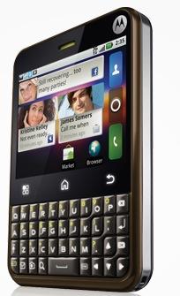 Features of Motorola CHARM