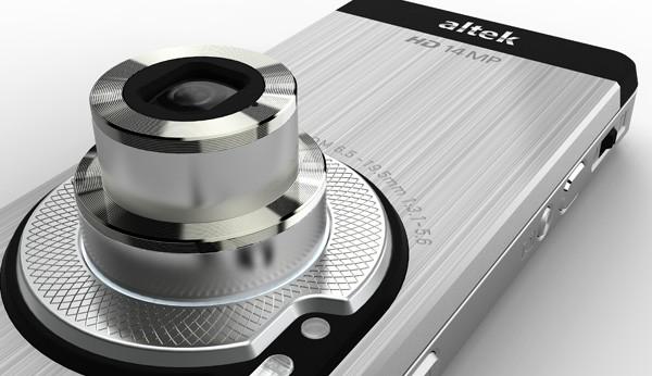 """Altek Leo"" 14 Megapixel Camera with Optical Zoom"