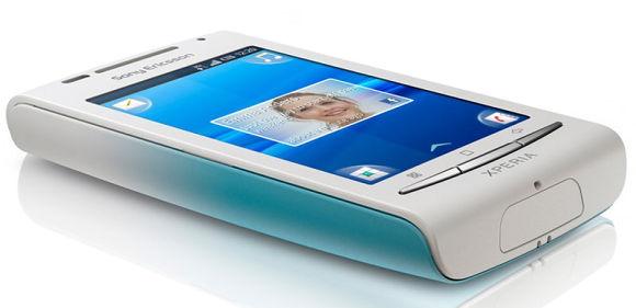 First Glimpse of Sony Ericsson XPERIA X8