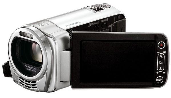 Panasonic's HDC-TM35 HD camcorder